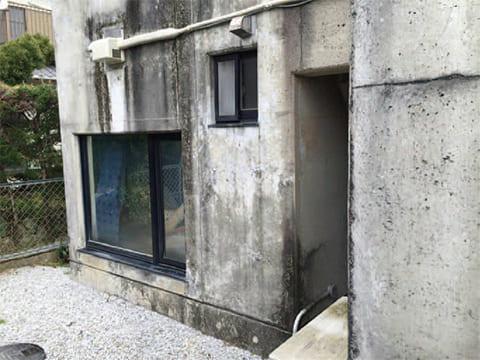 壁傷み-汚れ