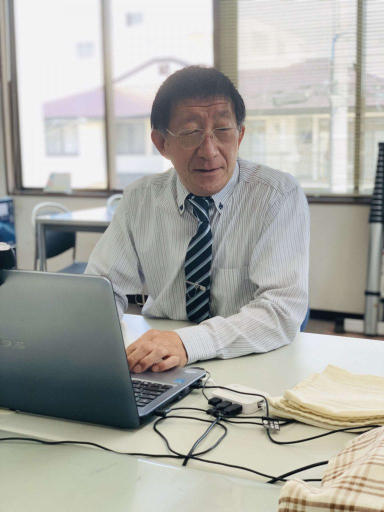 いわき支店 課長職 阿部 伸弘