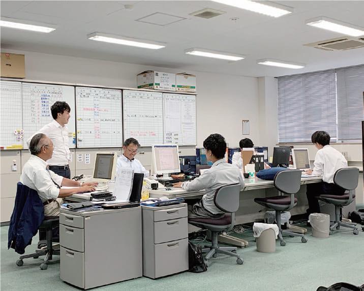 高崎支店編/体現の人―西江支店長 メインビジュアル