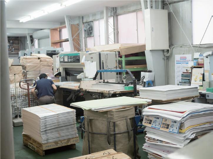 株式会社SEIUNDO 印刷工場イメージ1