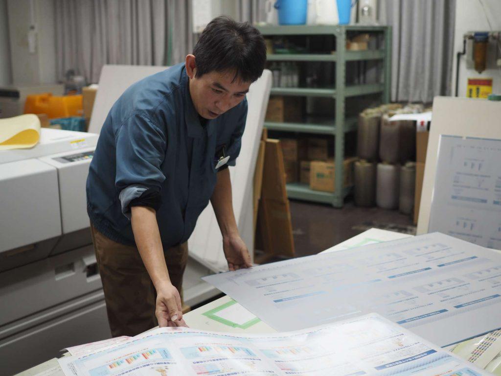 株式会社SEIUNDO 印刷工場イメージ3