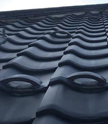 日本瓦屋根イメージ